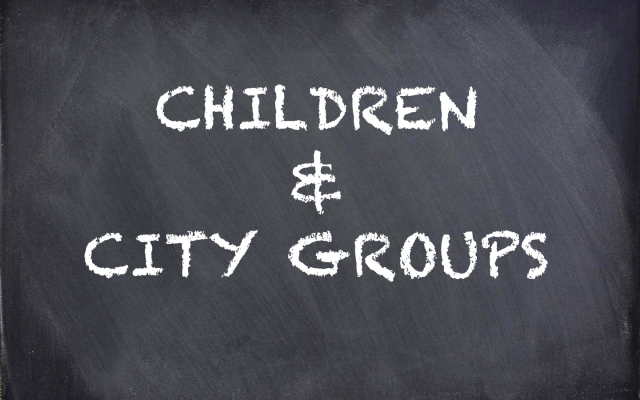 Children and City Groups Pic